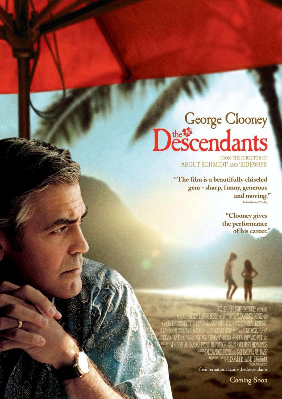 The Descendants full movie
