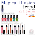 Preview: MAGICAL ILLUSION - die neue Limited Edition von trend IT UP!