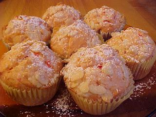 Cupcakes à l'Amaretto et aux cerises au marasquin