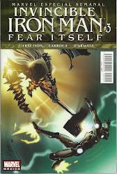 Fear Itself • The Invincible Iron Man 3