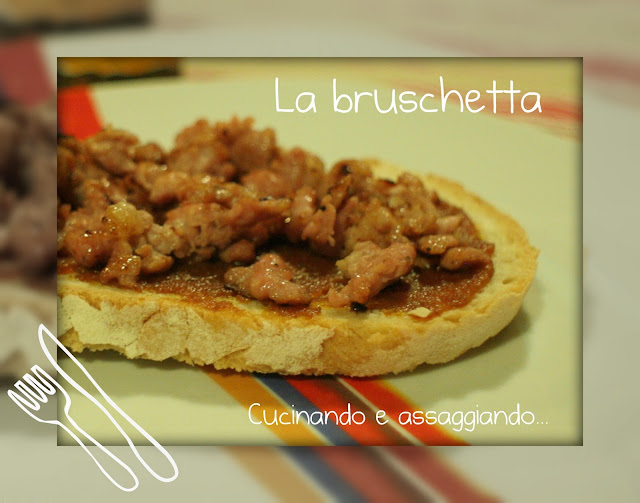 Contest La bruschetta