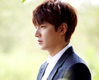 Gaya Rambut Lee Min Ho 2