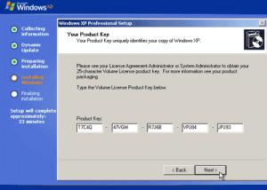 Cara Mudah Install Ulang Win Xp