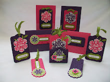Bigshot club - Two Tags Cards &amp; Tags Class 2 Instructions
