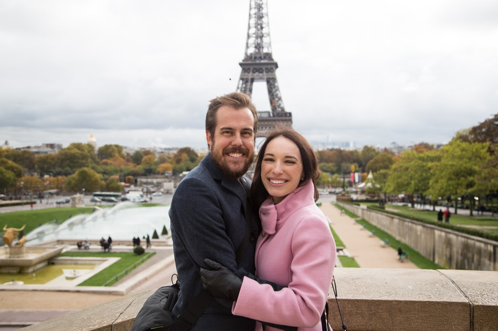 His and Her Paris Style Blog