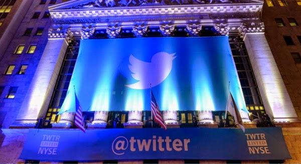 Bất ngờ Twitter hợp tác cùng Google