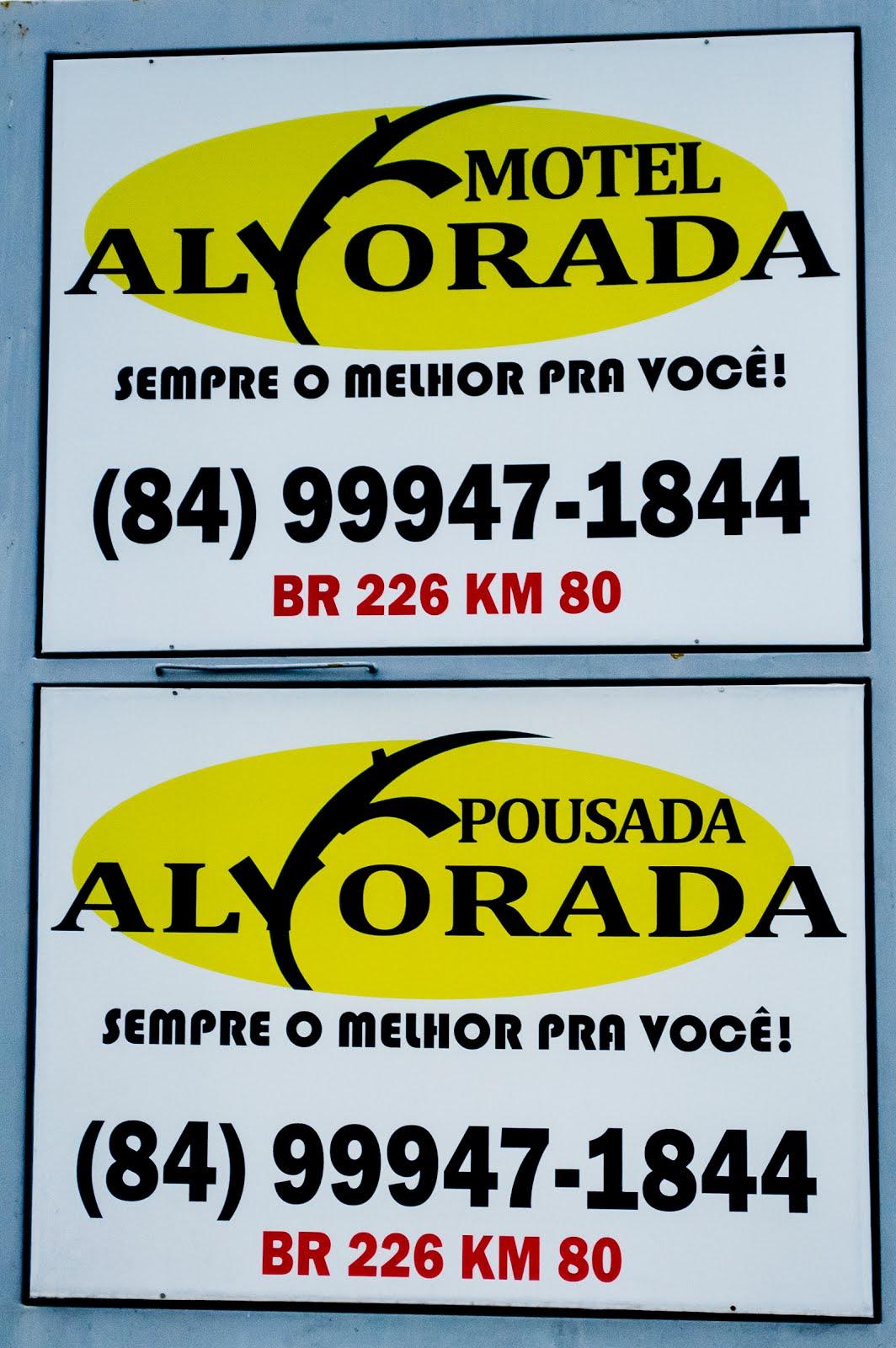 POUSADA & MOTEL ALVORADA
