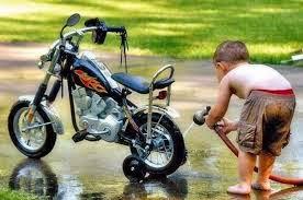Ide Usaha Buka Cucian Sepeda Motor Gaul