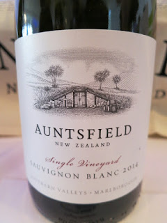 Auntsfield Single Vineyard Sauvignon Blanc 2014 - Southern Valleys, Marlborough, South Island, New Zealand (90+ pts)