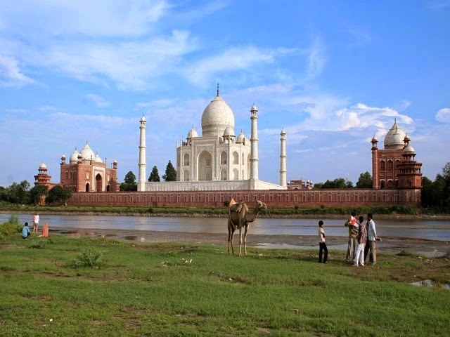 Taj Mahal, Agra - UNESCO World Heritage Sites
