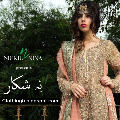Nickie Nina Neh Shikar Bridal Collection 2015 2016