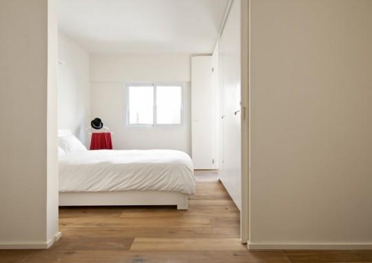 Decoraci n de la casa un apartamento de 40 metros for Decoracion de casas de 40 metros cuadrados
