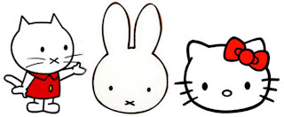Musti VS Miffy VS Hello Kitty