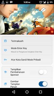 BBM Mod Simple Blue APK Terbaru 2015