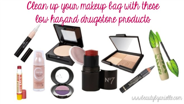 clean drugstore makeup