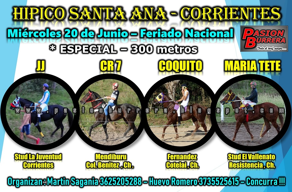 SANTA ANA - 20 JUNIO - 300 - 2
