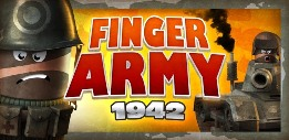 Download Android Game Finger Army 1942 APK 2013 Full Version