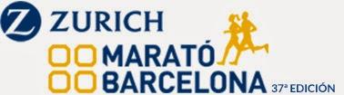 logotipo marato maraton marathon barcelona