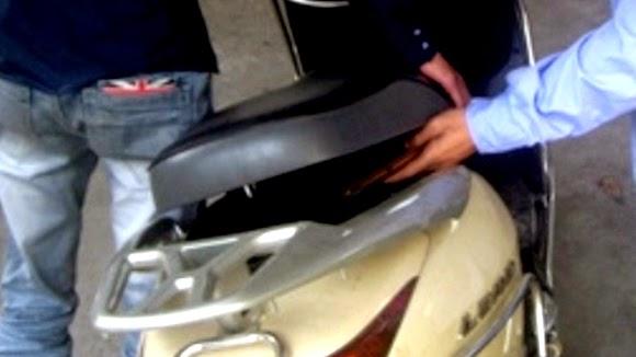 Gia Lai: Bắt quả tang đối tượng cạy cốp xe trộm cắp tài sản