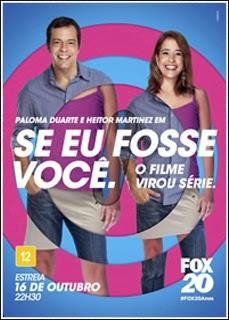 Download - Se Eu Fosse Você - S01E01 - HDTV + RMVB Nacional