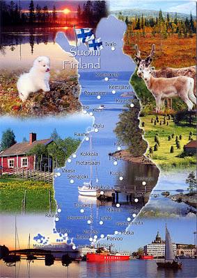 Petites fen tres sur le monde finlande et laponie for Mondial fenetre