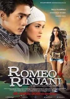 Film Romeo dan Rinjani (2015) DVDRip