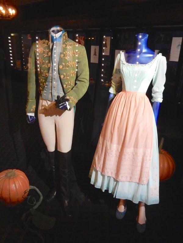 Original Cinderella movie costumes