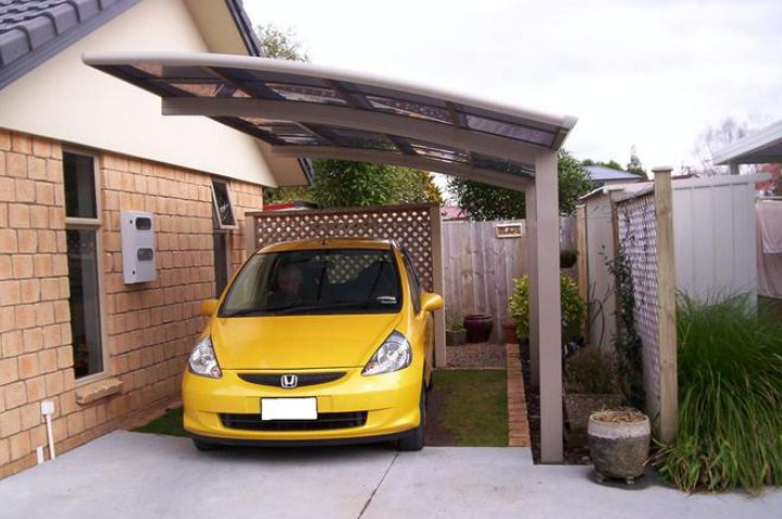 Lima Model Garasi Mobil Minimalis Modern Dan Unik