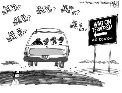 Real Deal EconomicsWar On Terrorism Cartoons