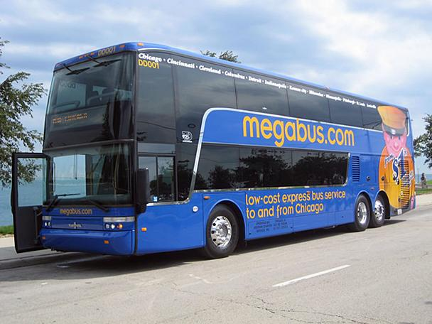 Checking Off The Bucket List The Megabus Experience