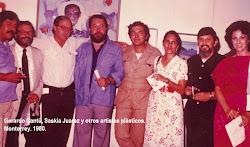GERARDO Y SASKIA
