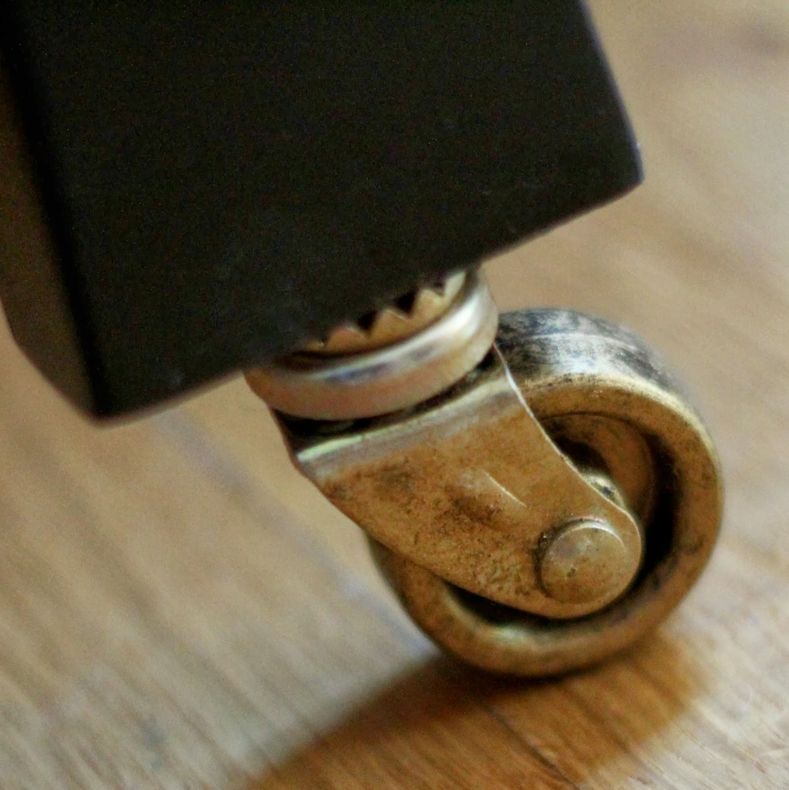 Adding Casters To Furniture Shine Your Light