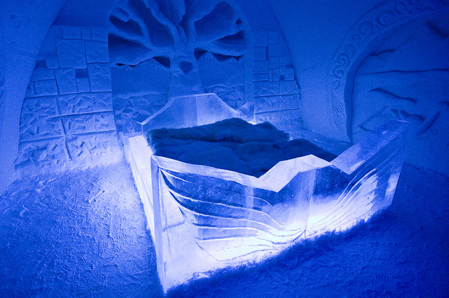 Chill At The Best Ice Hotels Luxury Ideas