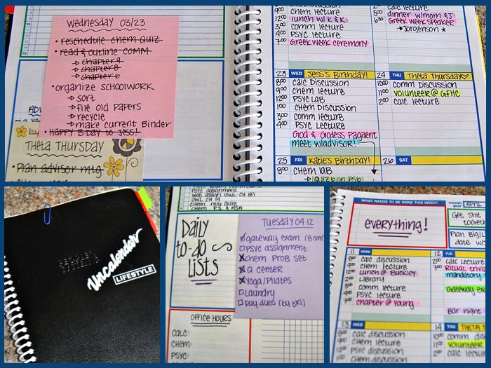 pocketbook calendar template