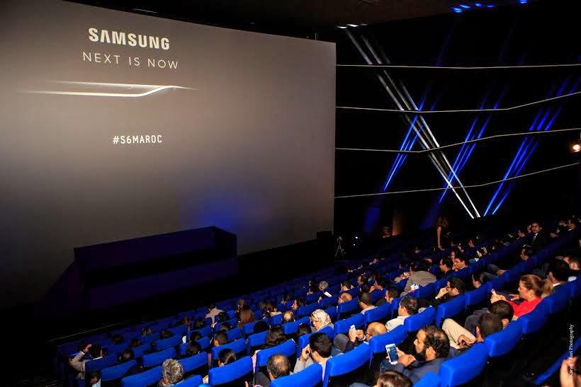 سامسونغ تقدم هاتفيها الجديدين Galaxy S6 و Galaxy S6 Edge في المغرب