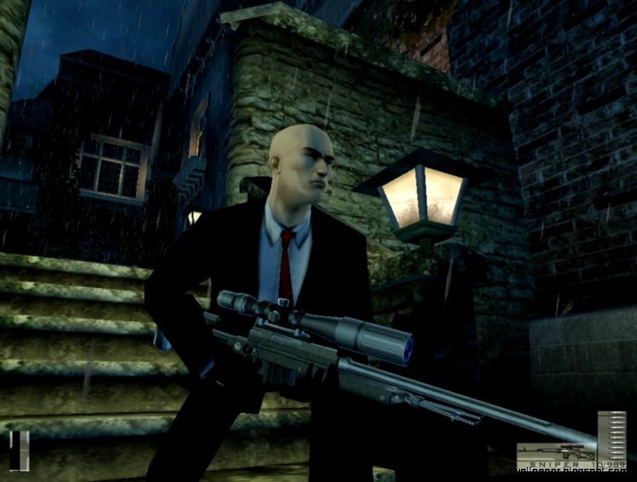 Hitman Contracts Best Background Wallpaper