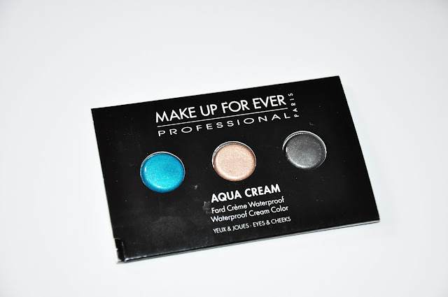 MUFE Aqua Cream Eyes & Cheeks