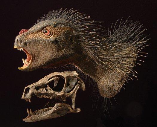 Dinosaurus Kerdil Mirip Drakula Purba Ditemukan! [ www.BlogApaAja.com ]