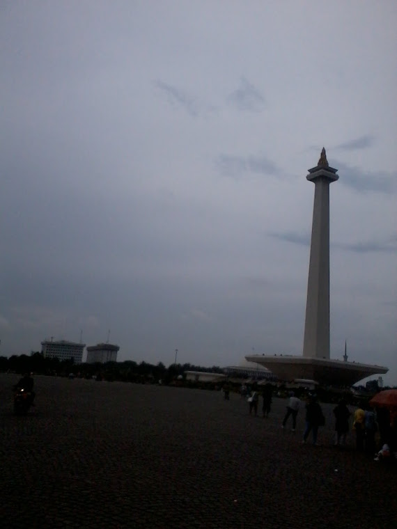 Monas, Crown of Indonesia