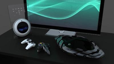 xbox720 ps4 console concept