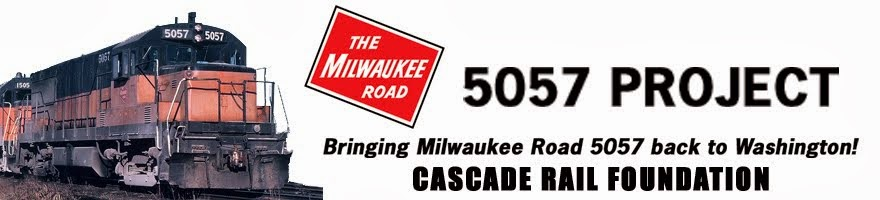 Milwaukee Road 5057 Project