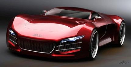 Motor 202 Audi R10 Prototipo