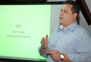 Secretário de Turismo, Flavio Gueiros, ressalta a parceria com a CRT para aumentar a visitação na cidade