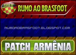 Patch Liga Adicional da Armênia para Brasfoot 2012
