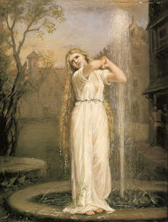 Undine, John William Waterhouse