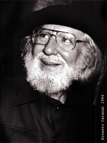 Ernesto Cardenal 1985
