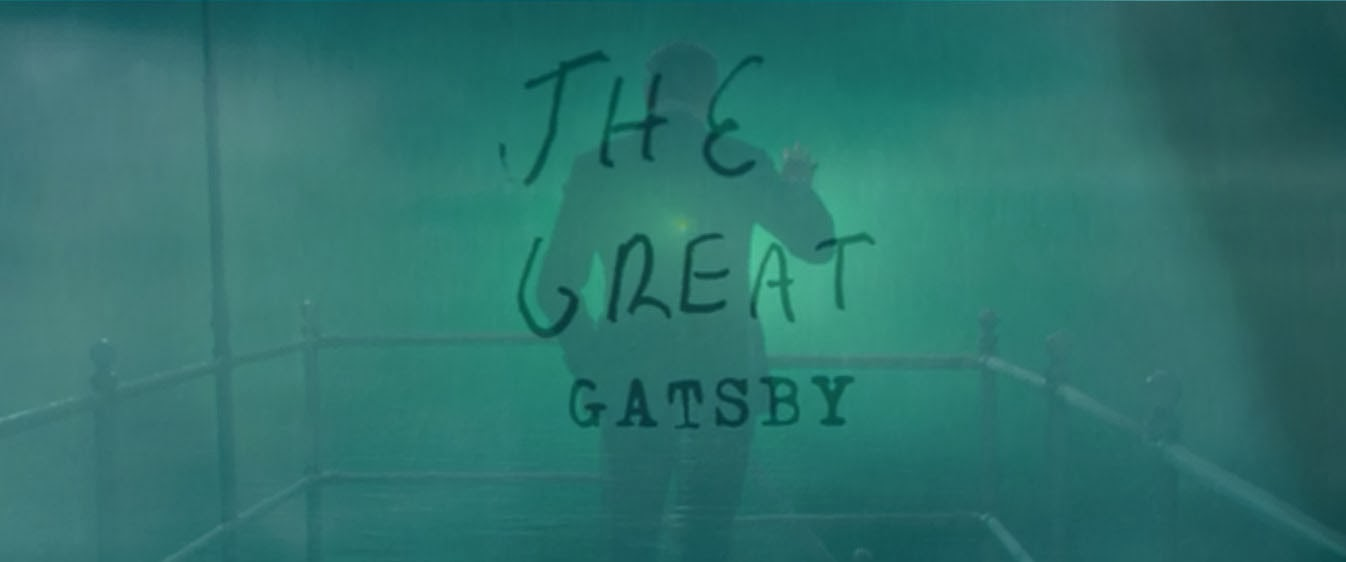 green light in the great gatsby essay