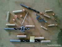 Kit para colocar tubillones, enredandonogaraxe