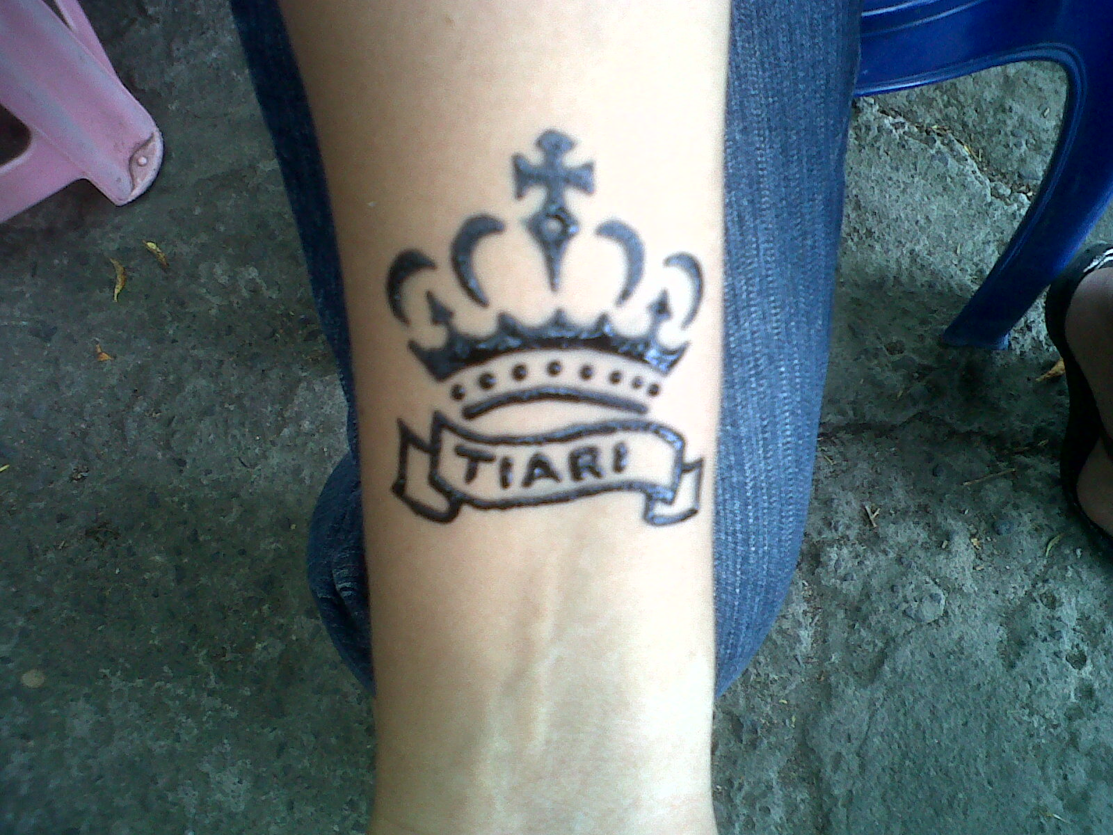 Kelik Ceria TEMPORARY TATTOO