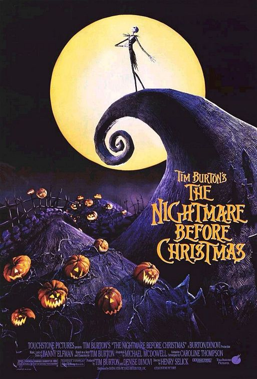 Nightmare Before Christmas | Nella mente di Redrum
